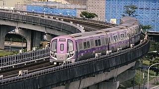 Taoyuan Metro 2000 series