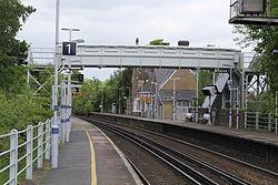 Eynsford railway station, 2015 (2).JPG