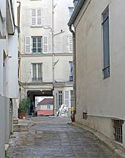 Restaurant Rue Audran Paris