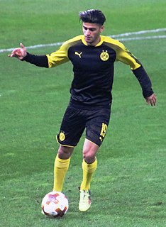 Mahmoud Dahoud German footballer