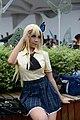 FF26 cosplayer of Sena Kashiwazaki, Haganai 20150830a.jpg
