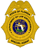 FL - Department of Law Enforcement Badge.png