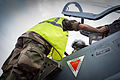 FRA Mirage 2000, Albacete AFB, Trident Juncture 15 (22521777216).jpg