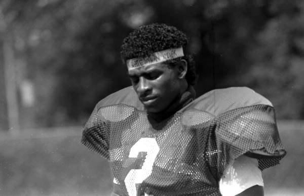 FSU football player Deion Sanders Tallahassee, Florida