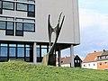 Fachhochschule Hagen, Skulptur 2.JPG