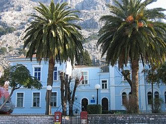 University of Montenegro - Faculty of Marine Studies, Kotor