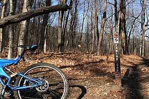Foothills trail wikivisually biking and hiking located in the western area of north carolina it is an farlow gap trailhead farlow gap section fandeluxe Choice Image