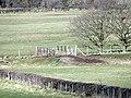 Farm Crossing Over The Route Of Van Railway - geograph.org.uk - 124476.jpg