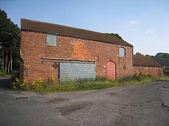 Great Coates - Image: Farm buildings, Church Farm, Great Coates (2) (geograph 2525977)