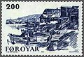 Faroe stamp 056 old torshavn (sketches by ingalvur av reyni 04).jpg