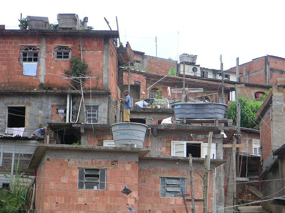 Favela-Nova Friburgo