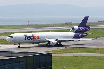 FedEx Express, MD-11F, N601FE (19380235736).jpg