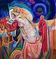 Femme Nue Lisant (1915-1916) - Robert Delaunay (1885-1941) (49631465112).jpg