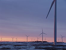 How Electricity Works >> Wind power - Simple English Wikipedia, the free encyclopedia