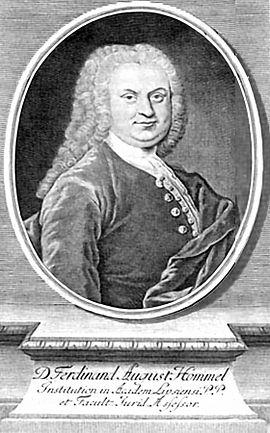 Ferdinand August Hommel