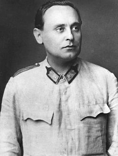 Hungarian fascist politician, executed for war crimes