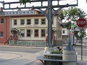 Ferguson Avenue (Hamilton, Ontario) - Image: Ferguson North A