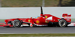 Fernando Alonso 2013 Catalonia test (19-22 Feb) Day 2-2.jpg
