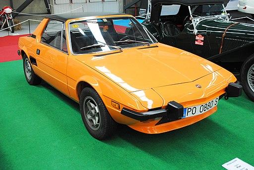 Fiat X1 9, 1985, IFEVI, 2014