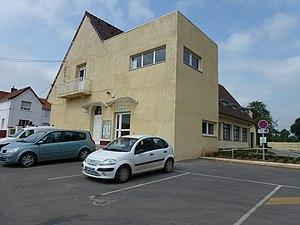 Fiefs, Pas-de-Calais - The town hall of Fiefs