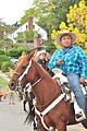 Fiestas Patrias Parade, South Park, Seattle, 2015 - 318 - the horses (20972178163).jpg