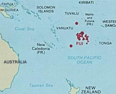Fiji and oceania