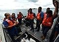 Fiji naval cadets aboard a USCG Long Range Interceptor (181206-G-NO310-847).JPG
