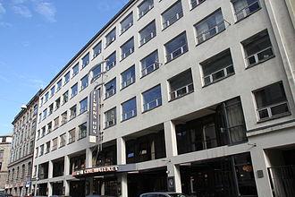 Norwegian Film Institute - Filmens hus, the NFI headquarters in Oslo
