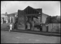 Fire damaged premises of the cabinet-making firm Phare and Broadhead at 11 Peel Street, Petone ATLIB 141321.png
