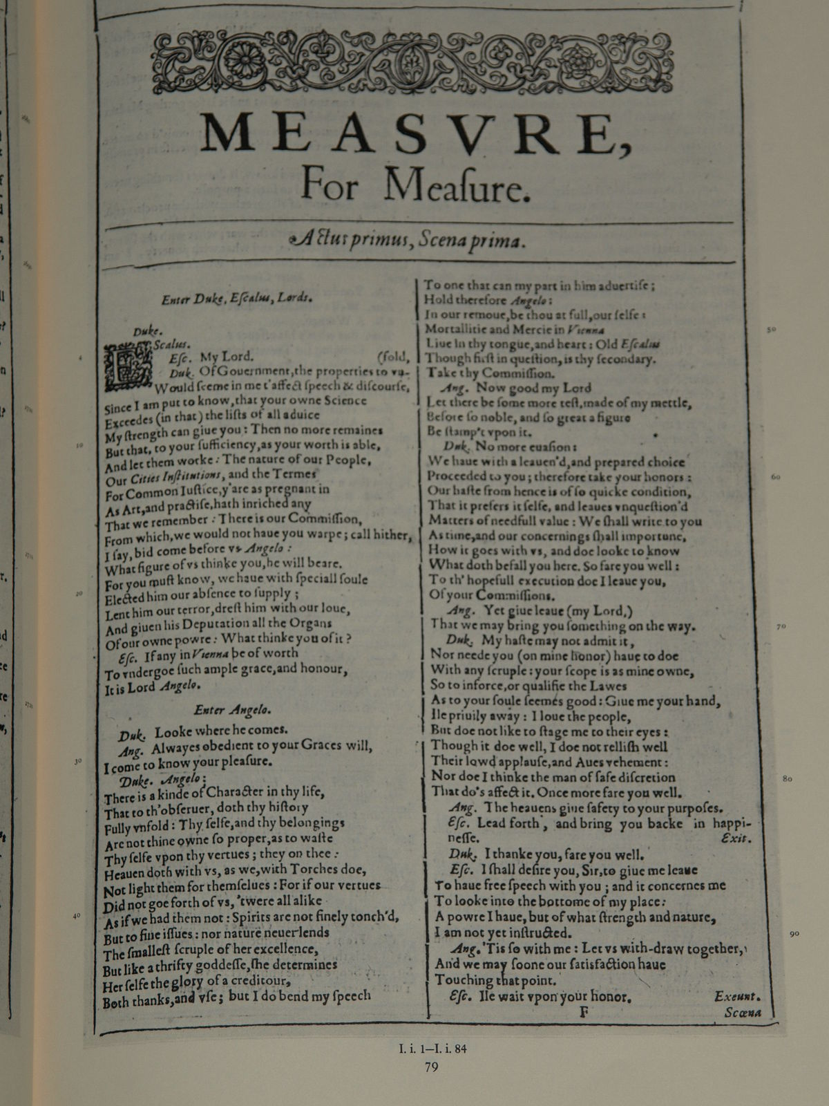 measure for measure simple english the encyclopedia