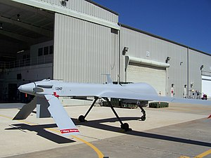 119th Wing - 178th Reconnaissance Squadron MQ-1B Predator