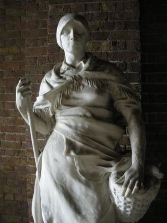 Alfred Turner (sculptor) - Image: Fishmongers' Hall 2