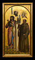 Five saints, Nardo di Cione, WAF 1028, Alte Pinakothek Munich.jpg