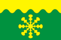 Flag of Kshaushskoe rural settlement.png
