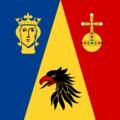 Flag of Stockholm lan.png