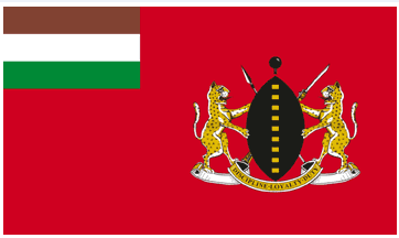 Flag of Transkei Defence Force