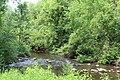 Fleming Creek, Parker Mill Park, Ann Arbor Township, Michigan.JPG