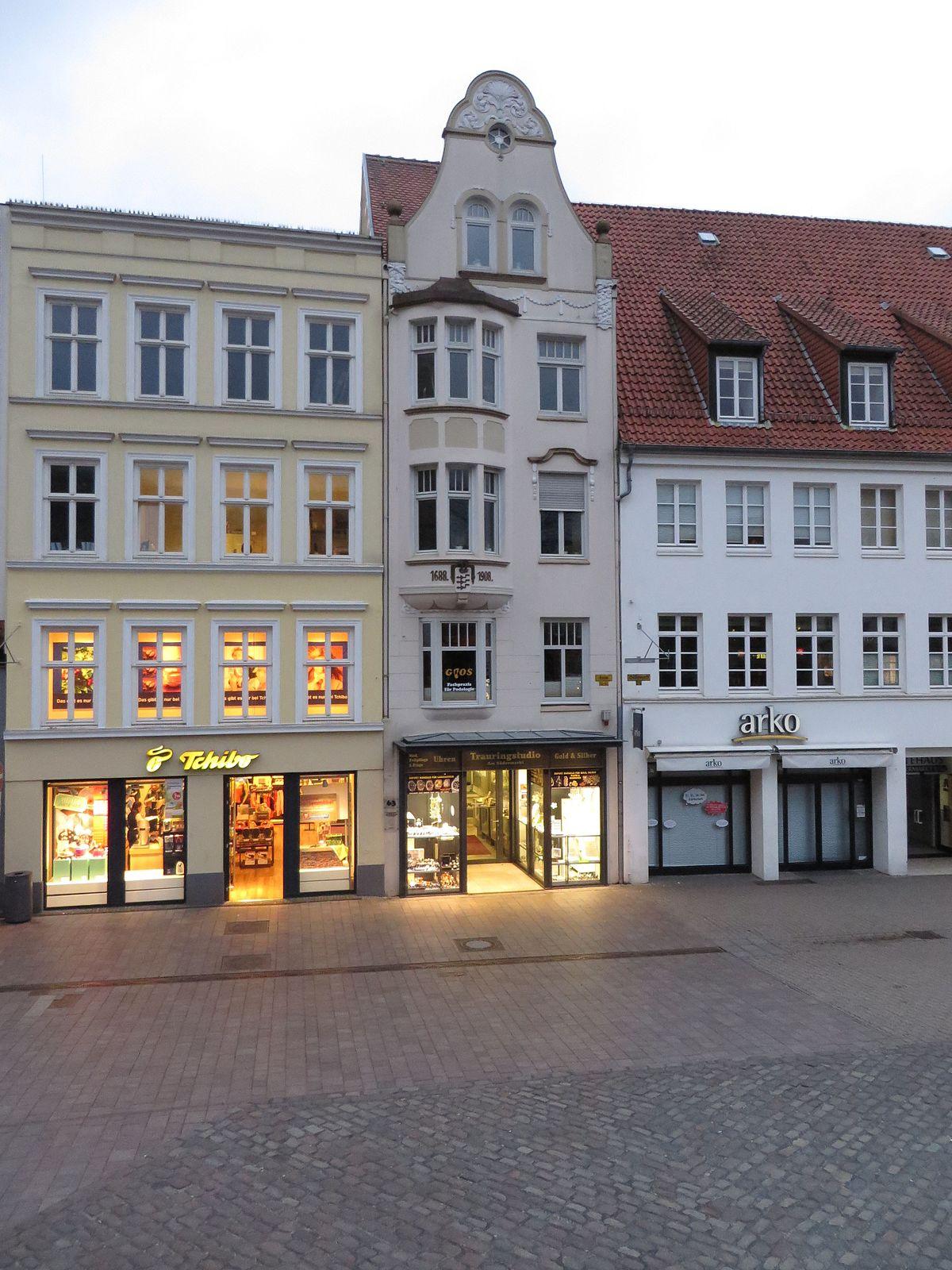 Architekt Flensburg karl bernt