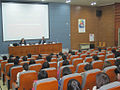 Flickr - The Israel Project - Saul Singer lecturing at Sichuan International Studies University, Chongqing.jpg