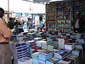 Flickr - dlisbona - Bookstall at Cairo book fair.jpg