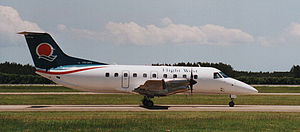 Regional airline - Flight West was a regional airline operating in Australia in the 1990s
