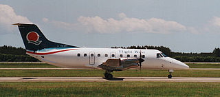 Regional airline airline connecting smaller airports within a region