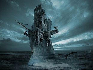 les vaisseaux fantômes 310px-Flying-Dutchman