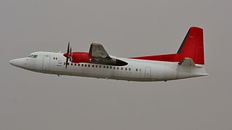 MAYAir - Image: Fokker 50 XA UUU IMG 6596 (16194495289)