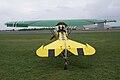 Fokker D.VIII Lt See Gotthard Sachsenberg Rear Dawn Patrol NMUSAF 26Sept09 (14576898846).jpg