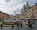Fontana del Nettuno Piazza Navona Rome 04 2016 6483.jpg