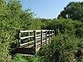 Footbridge on footpath 1781 - geograph.org.uk - 252771.jpg