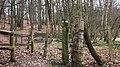Footpath leaves bridleway - geograph.org.uk - 1180152.jpg