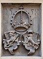 Forchheim Kaiserpfalz Wappenrelief 032325.jpg