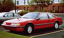 Ford thunderbird wikipedia 1990 ford thunderbird sciox Image collections